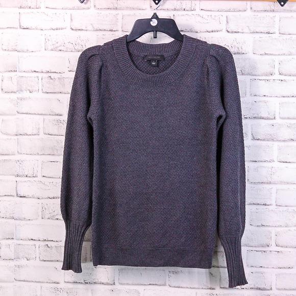 Ann Taylor Crew Sweater, Small